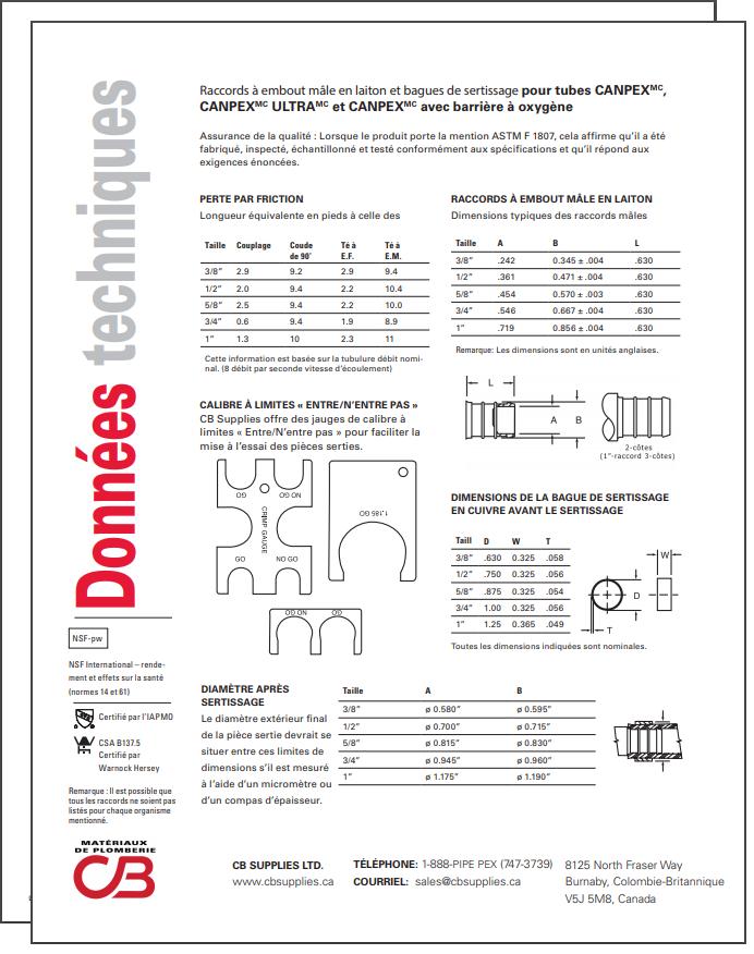 TechData Sheet - BIF