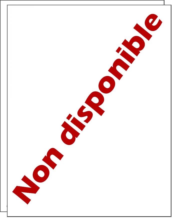 Non Disponible Sheet